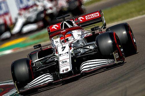 Alfa Romeo asks FIA to review Raikkonen's Imola penalty