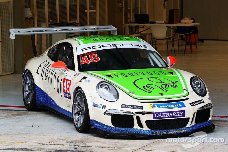 Porsche Cup: Equivoco Racing apresenta layout para temporada 2021