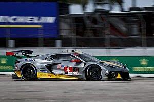 Corvette teammates salute Gavin ahead of last full-time race