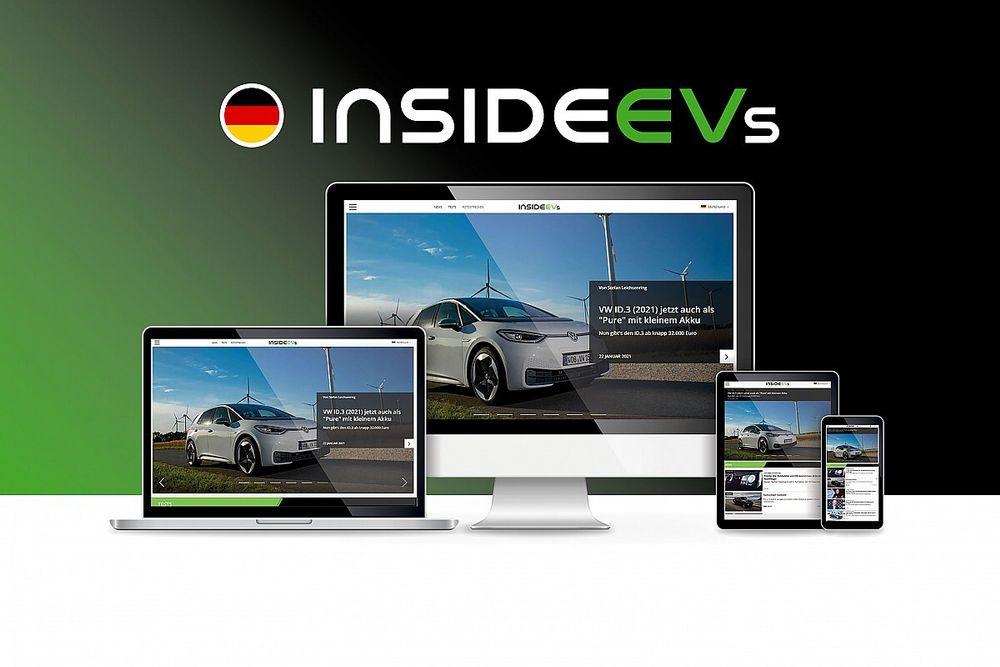 Motorsport Network lança edição alemã de InsideEVs