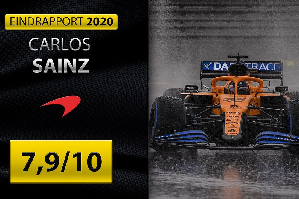 Eindrapport Carlos Sainz: Klaar voor strijd met de kroonprins