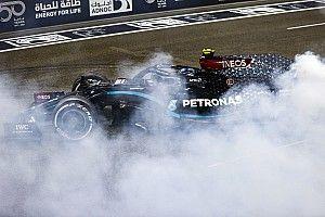 """Bottas: """"Şampiyonada ikinci olmak kötü bir sonuç değil"""""""