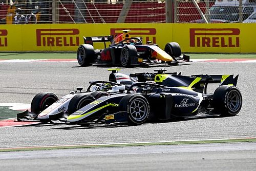 Ticktum: Slow pitstop cost F2 feature race victory