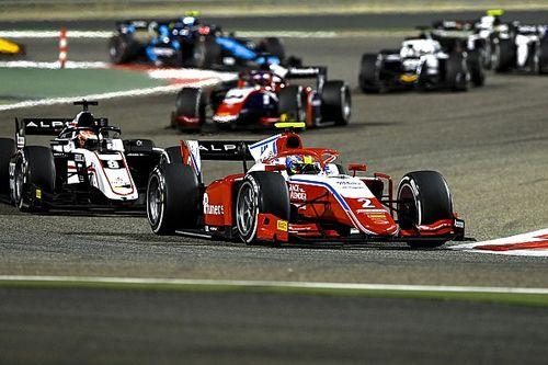 Piastri knokt zich naar eerste F2-zege, Verschoor eindigt inhaalrace op P4