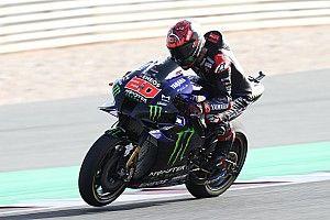 MotoGP: Quartararo lidera treino no Catar em sessão afetada pelo vento