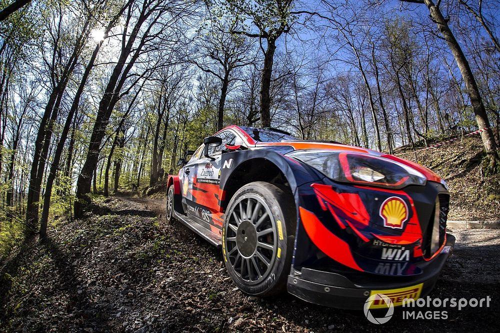 Pirelli rejette la faute sur les jantes après le Rallye de Croatie