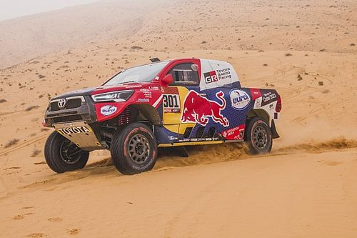 Dakar 2021, Stage 8: Al-Attiyah cuts gap to Peterhansel