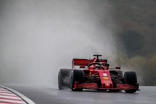 VÍDEO: Veja o onboard da 'espetacular' primeira volta de Vettel, com oito ultrapassagens