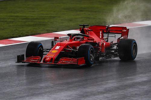 Vettel déçu de ne pas être allé en Q3
