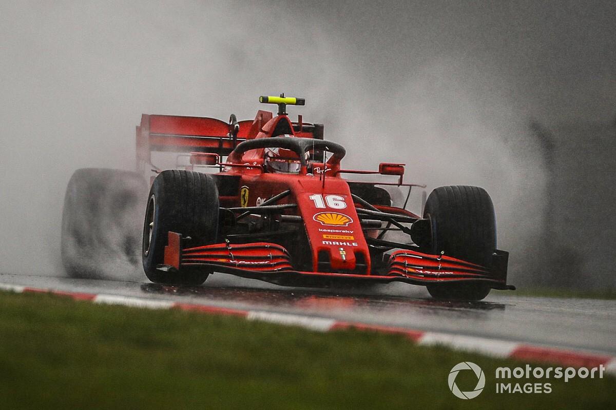 """Leclerc: """"Non ho spiegazioni, è stato un disastro!"""""""