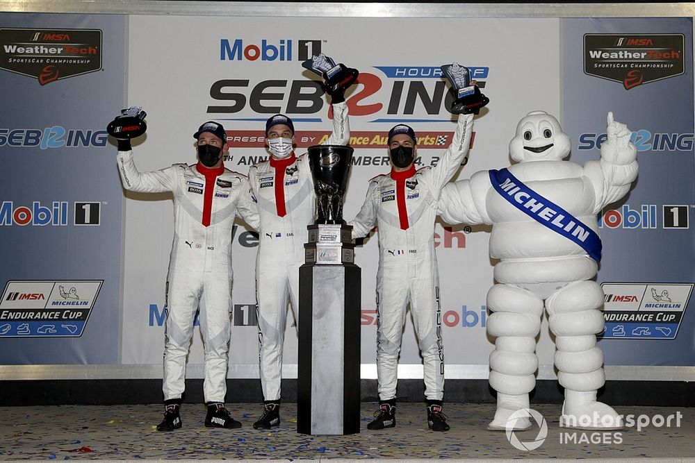 """Tandy """"very sad"""" in Sebring glory as Porsche signs off"""
