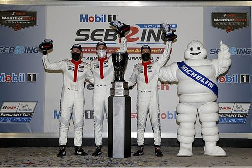 "Tandy ""very sad"" in Sebring glory as Porsche signs off"