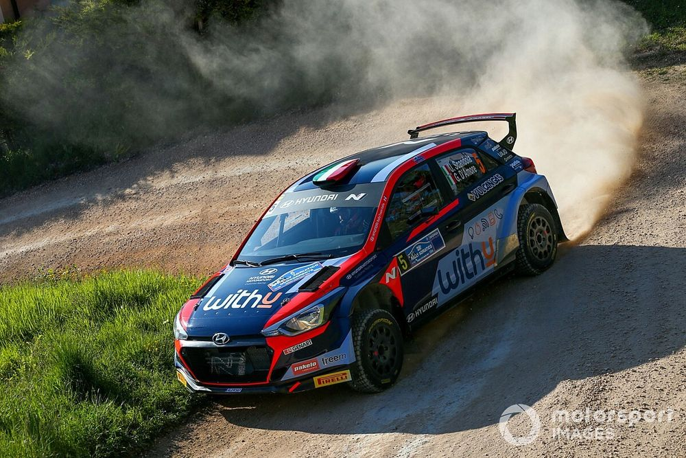 Hyundai alla rincorsa del titolo CIRT con Scandola-Fappani