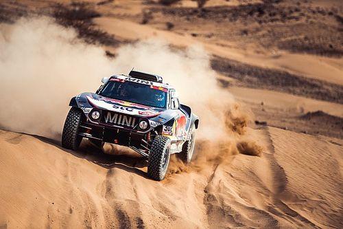"""Peterhansel et le rythme du Dakar: """"De l'attaque à outrance"""""""