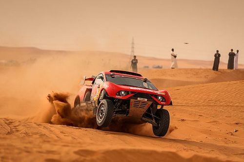 Dakar, Loeb ancora in prova: Attende l'assistenza da oltre 6 ore