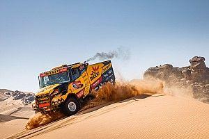 Etape 10 Dakar: Martin Macik Kembali Ungguli Kamaz