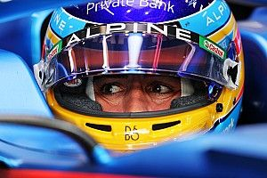 Will Alonso's helmet camera become a regular F1 feature?