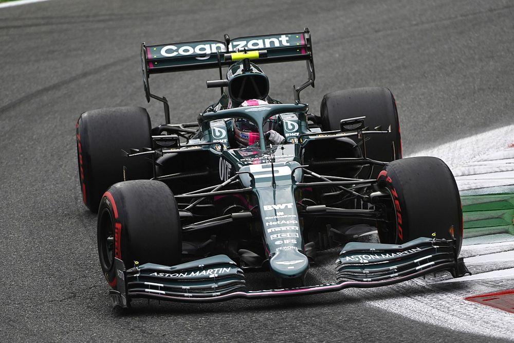 Vettel, sprint sıralama yarışında birkaç pozisyon yükselmeyi hedefliyor