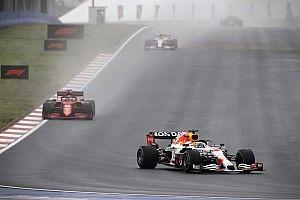 F1トルコ決勝速報:ボッタス今季初優勝! レッドブル勢2-3位表彰台で、フェルスタッペンはランキング首位奪還。角田14番手