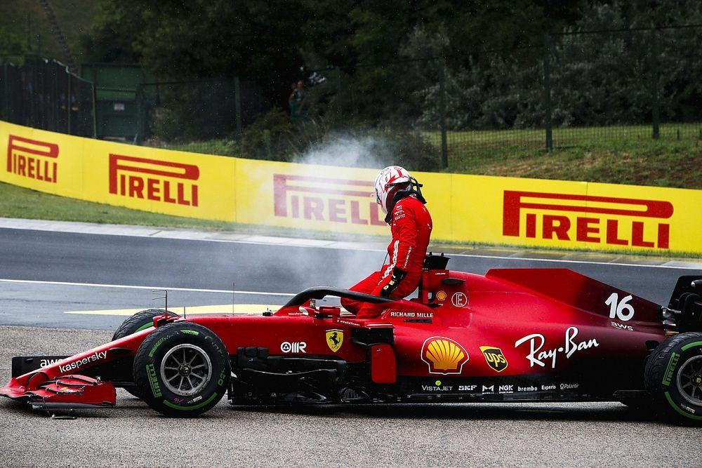 Ferrari: a 2,5 milliós kárunk bizonyítja, hogy újra kell gondolni a költségsapkát