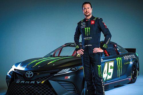 Kurt Busch w 23XI Racing