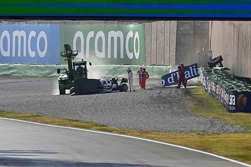 Las imágenes más espectaculares de la carrera al sprint de Monza