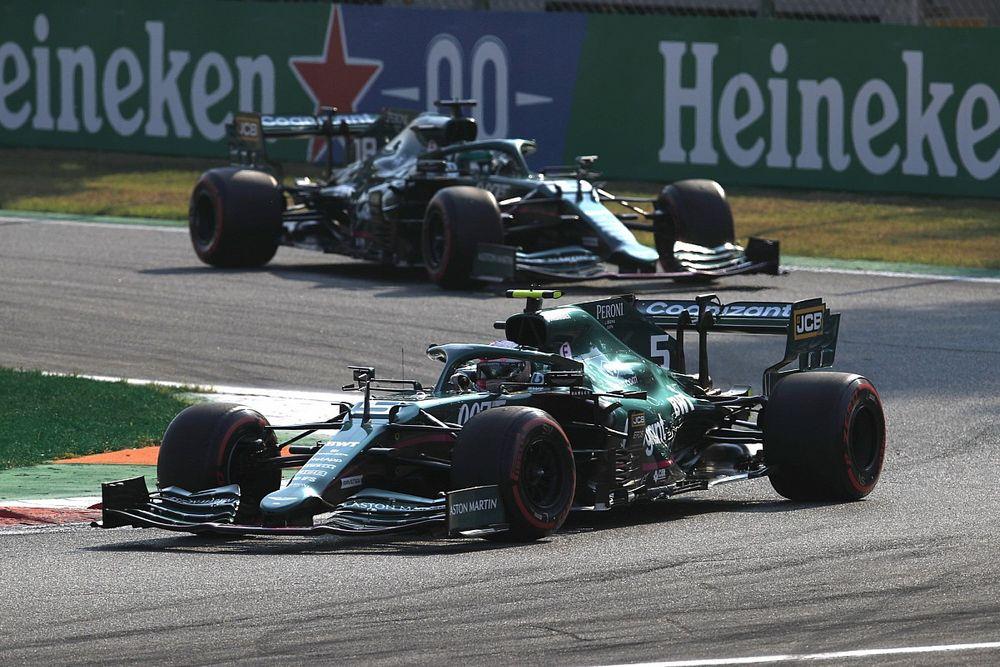 Vettel déplore l'incident avec Stroll qui a gâché sa course