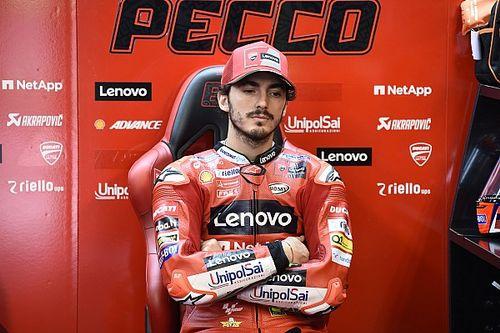 Francesco Bagnaia Jelaskan Mengapa Hanya Finis P11 MotoGP Styria