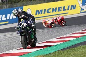 Yamaha suggerisce che Vinales ha cercato di rompere il motore in Stiria