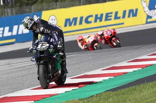 Yamaha, Vinales'i Steiermark GP'de motoru patlatmaya çalışmakla suçladı