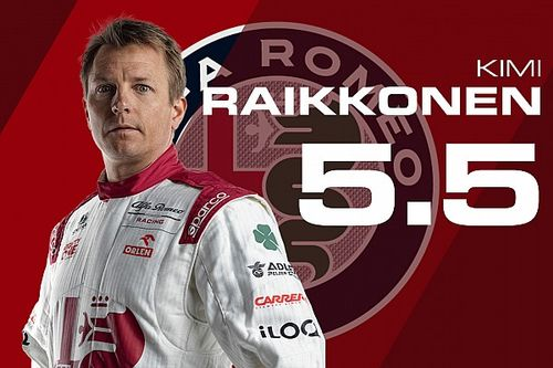Tussenrapport Kimi Raikkonen: Hoe lang mogen we nog genieten van de Fin?