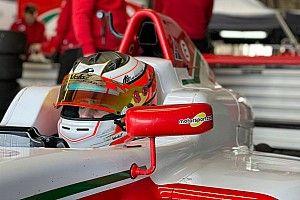 Rafa Câmara comanda testes da F4 na Itália com Prema