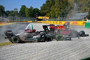 Horner: Verstappen no tenía por qué estar luchando con Hamilton