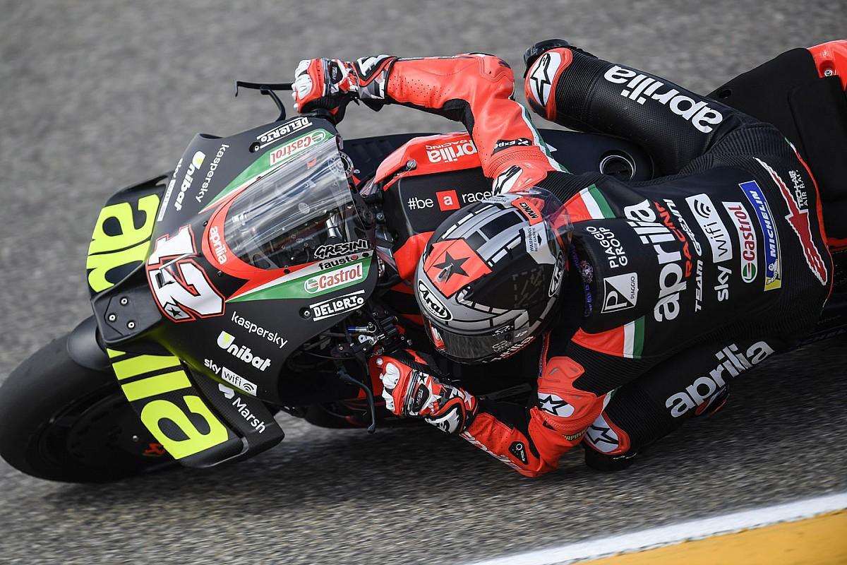 MotoGP: Viñales é o mais rápido do dia de treinos livres em Misano