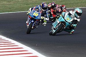 Moto3サンマリノ決勝:フォッジアが2連勝でランク2番手浮上。日本勢は佐々木10位が最上位