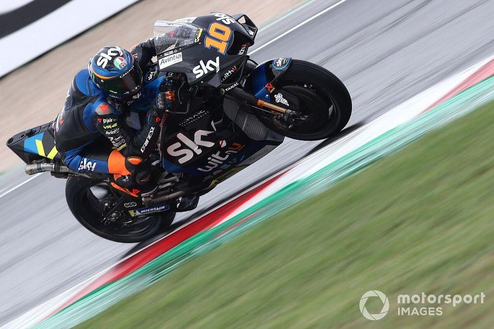 Luca Marini Akui Kebugarannya Belum Penuhi Standar MotoGP