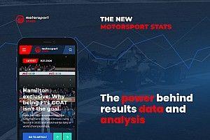 Statistik Motorsport Munculkan Tampilan dan Sejumlah Feature Baru