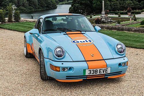 500 lóerős villanyautót csinált egy Porsche 964-ből az Everrati