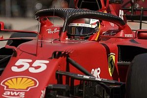 Sainz cree que el calor afectó a Ferrari el viernes en Hungría