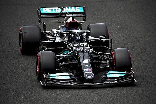 F1 Hungarian GP: Hamilton takes pole in Mercedes front row lockout