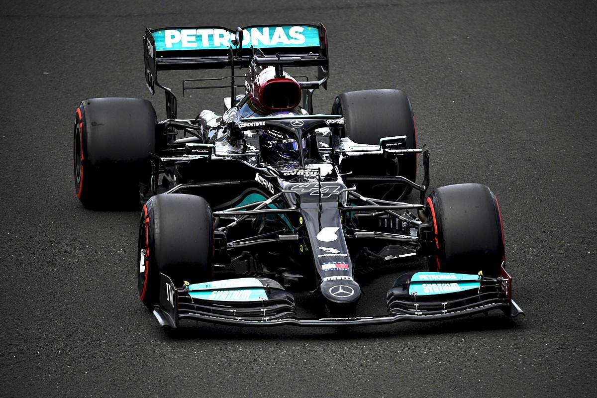 Macaristan GP: Hamilton ve Mercedes altı yarış aradan sonra pole pozisyonunda!