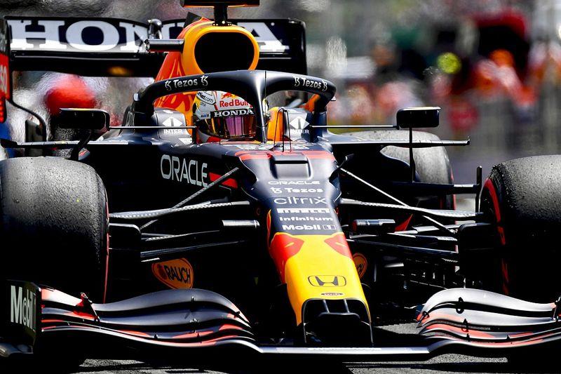 Red Bull: cambiato il motore Honda a Verstappen che resta terzo
