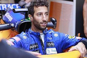 Ricciardo: Olyan, mintha egy fesztiválon lennék