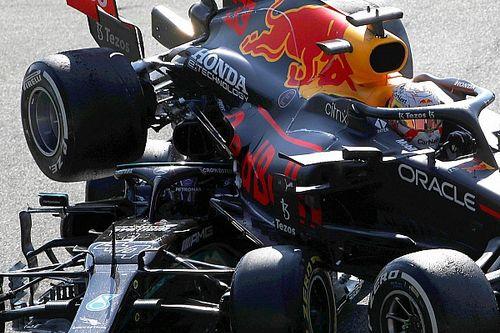 """フェルスタッペン、イタリアGPの事故は""""レーシングインシデント""""と主張。でも「前を向きプッシュを続ける」"""