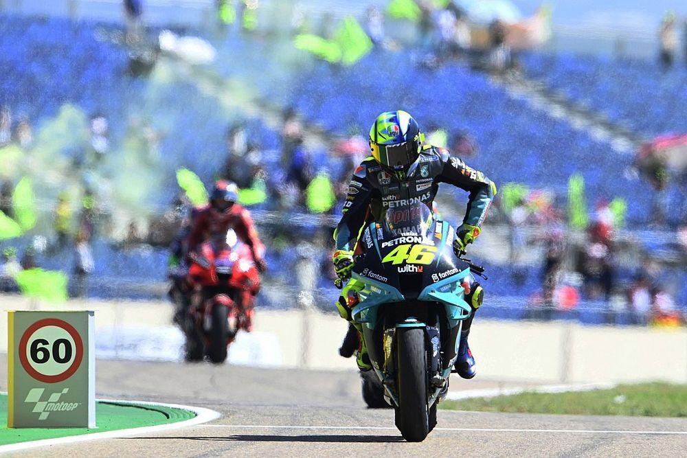 """Rossi: """"Creo que no estoy preparado para cuando deje de ser piloto de MotoGP"""""""