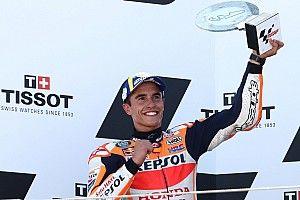 MotoGP: Márquez elogia Bagnaia em Aragón e diz que ombro preocupa