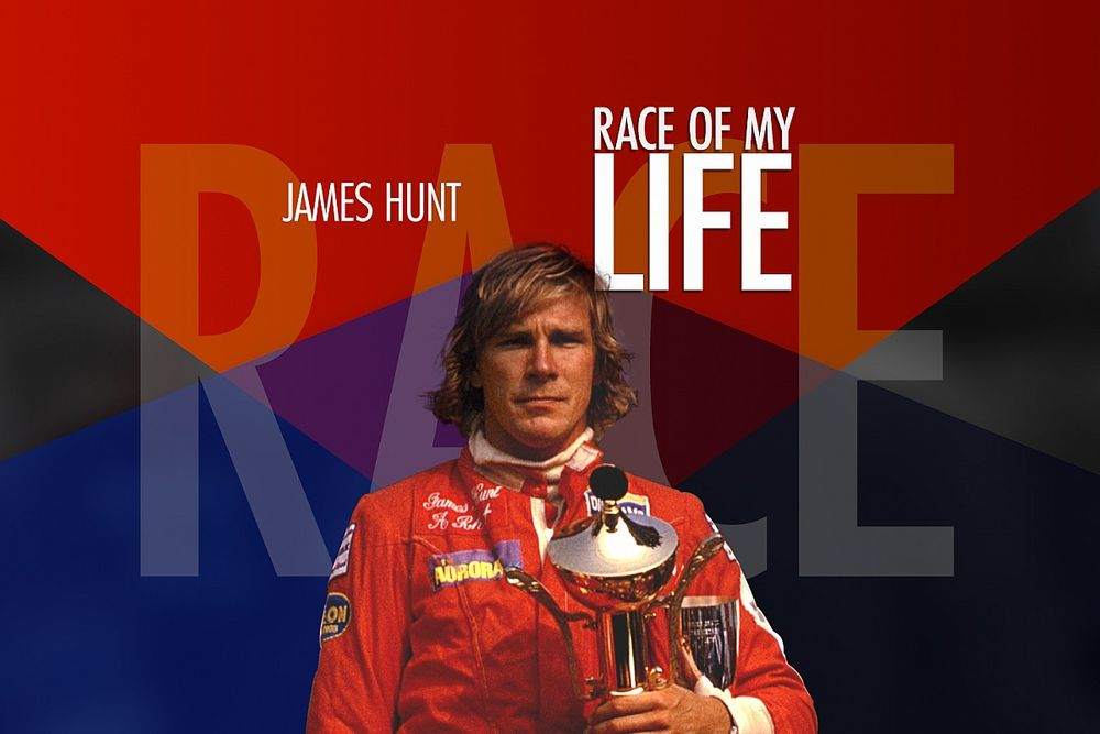 Race of my life: James Hunt on the 1975 Dutch GP