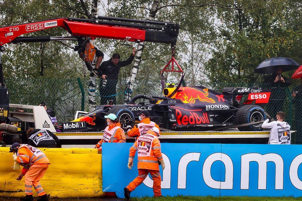 """Perez hálás a """"hihetetlen"""" Red Bull-szerelőknek"""