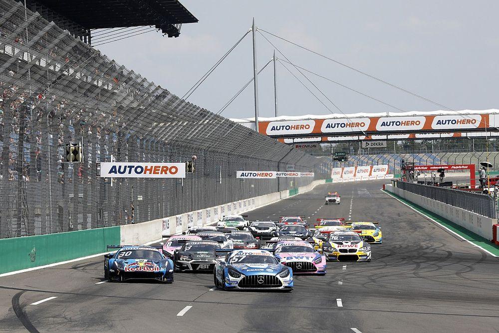 Highlights: Ellis en Götz pakken op Lausitzring eerste DTM-zege