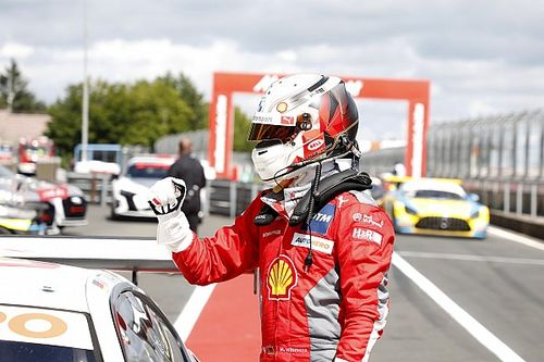 Wittmann hails breakthrough after jumping to third in DTM title race